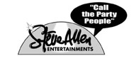 Steve Allen Entertainments : the Party People